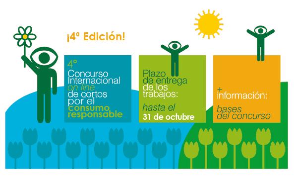 Concurso Internacional online de Cortos sobre Consumo Responsable