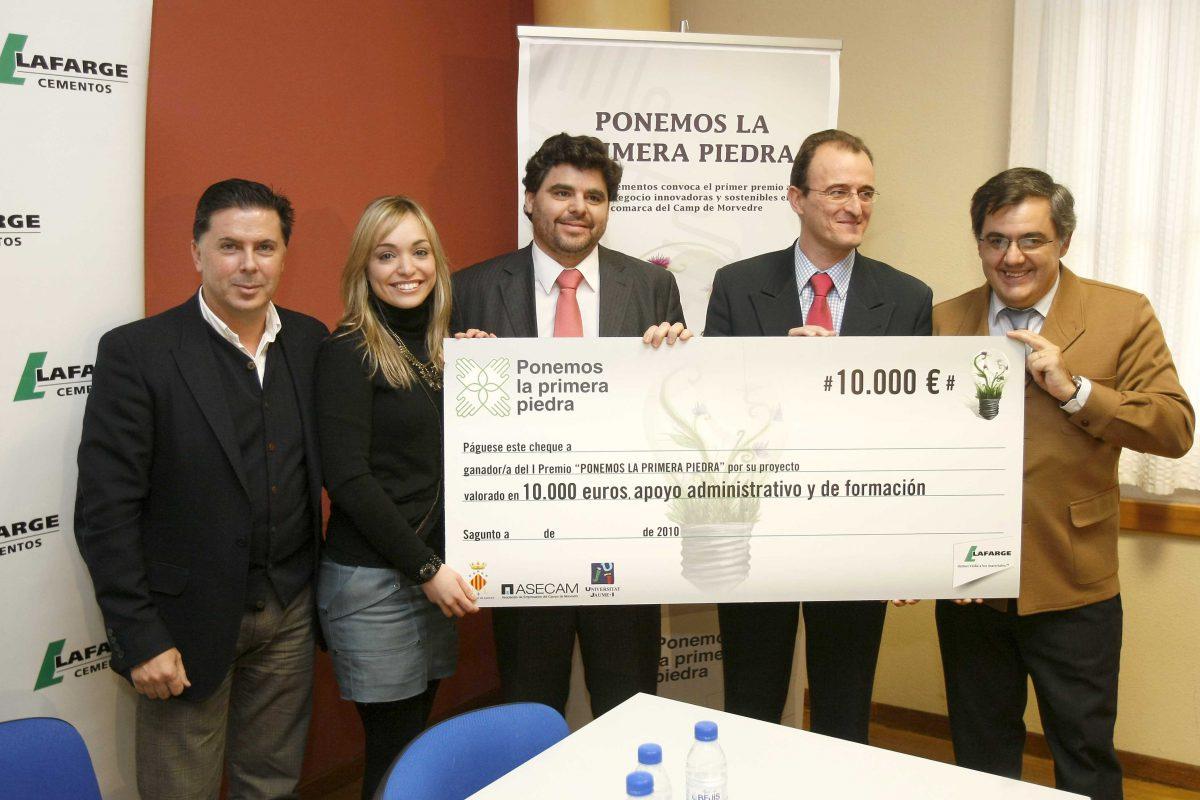 Z-modpro, 10.000 euros, el jurado y la administración.