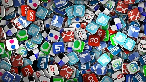 social media - klexino
