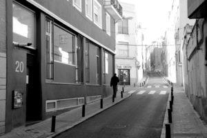 calle de la oficina de quiero en madrid