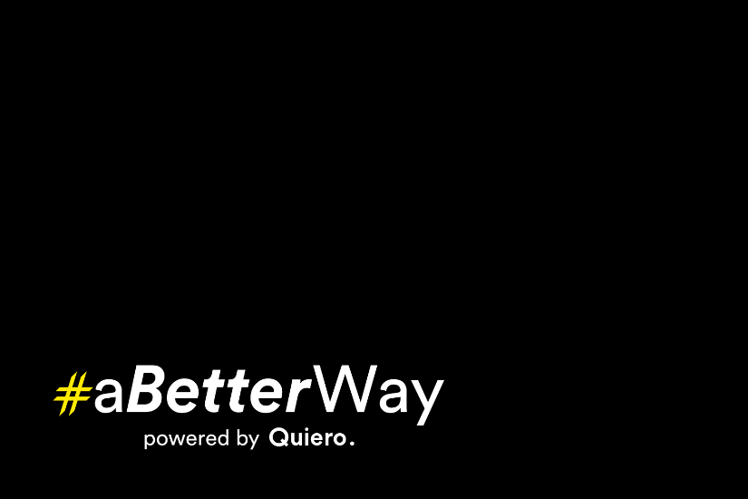 a-better-way-quiero